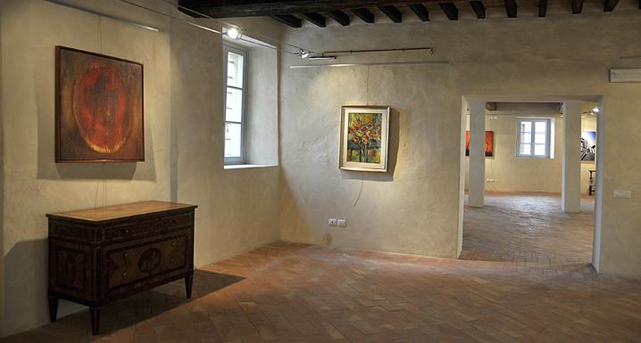 Sala palazzo Cavezzi