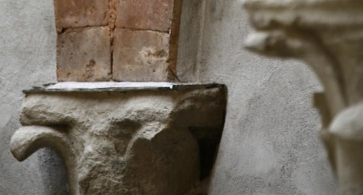 Palazzo Cavezzi, particolare